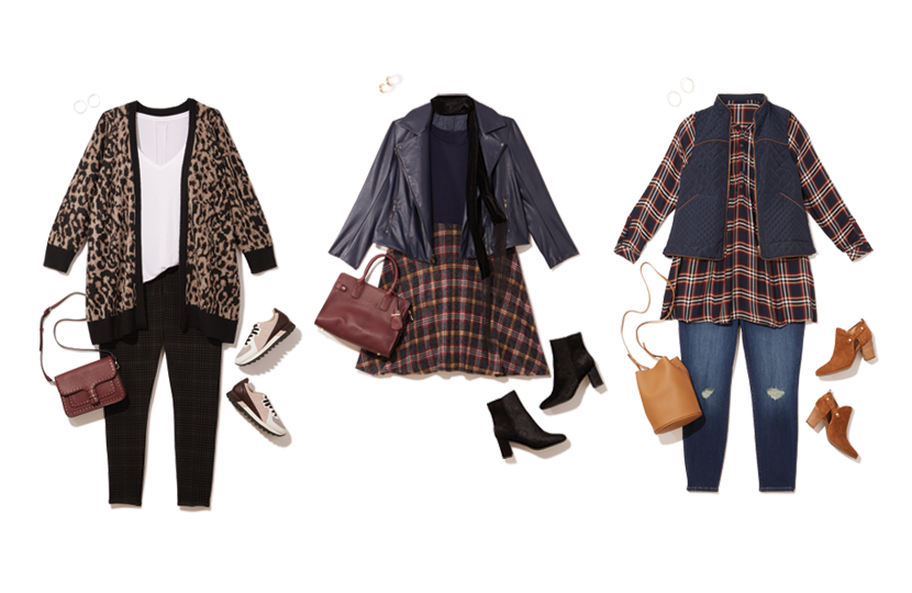 Plus Size Plaid Fall Outfits: 6 Looks You\'re Sure to Love ...