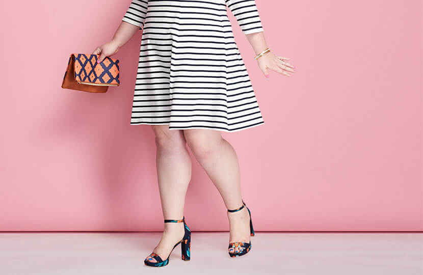 How to Find the Right Plus Size Dress Silhouette for You ...