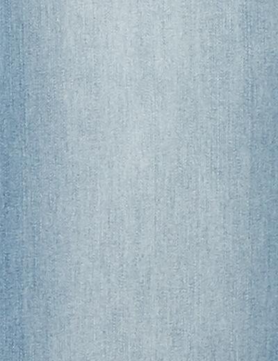 Light wash plus size denim | Dia&Co