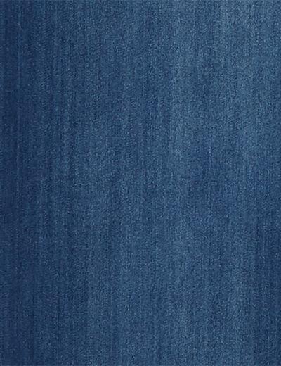 Medium wash plus size denim | Dia&Co