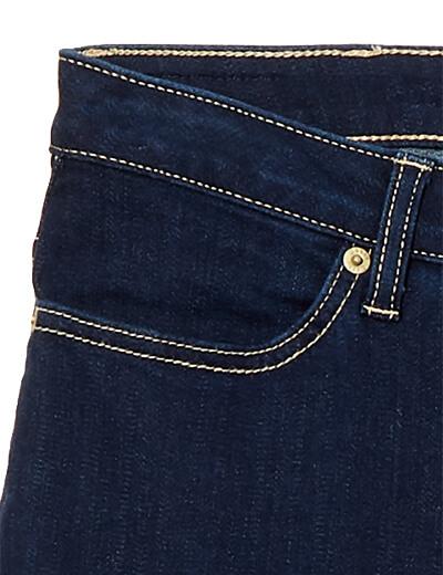 Rivets on plus size jeans | Dia&Co