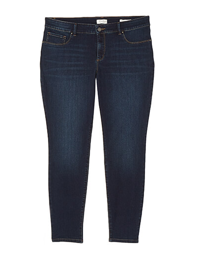Plus Size Skinny Jeans in the perfect fit for your body | Dia&Co