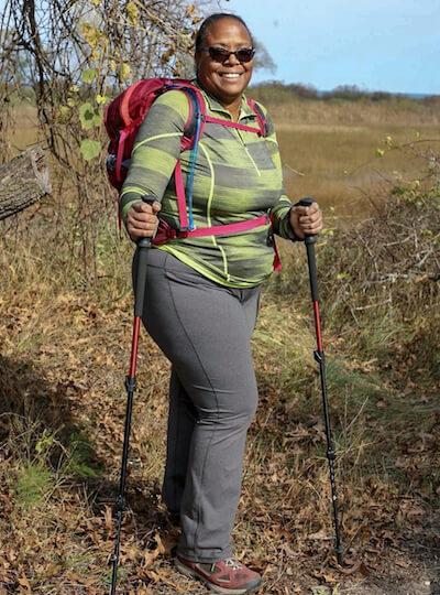 Bisa hiking