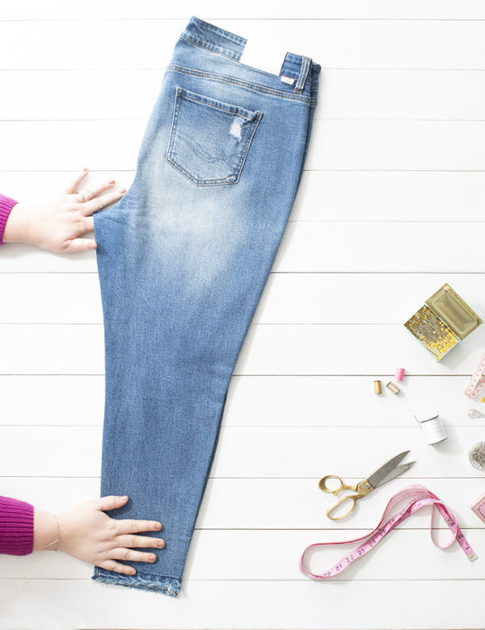 Learn the ins and outs of your plus size jean in-seam   Dia&Co