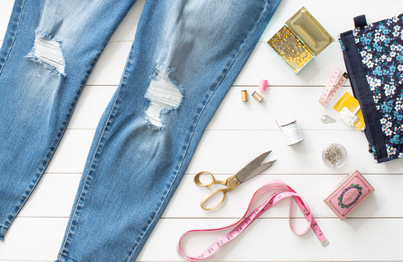 Learn the ins and outs of your plus size jean in-seam | Dia&Co