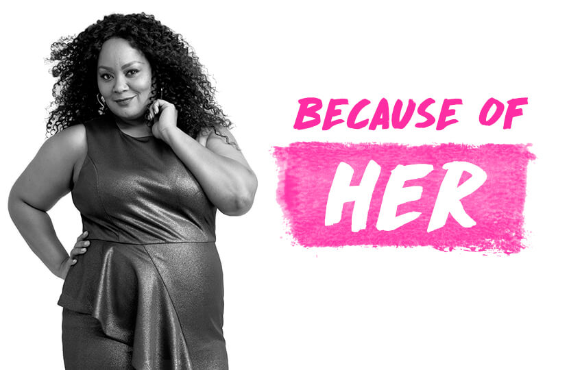 Because Of Her: Marie Denee