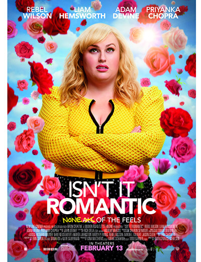 rebel wilson isn't it romantic movie poster