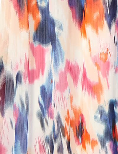 prints swatch multicolored pattern