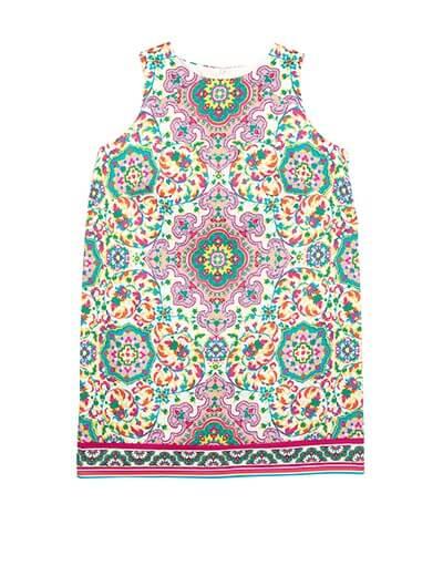 kaleidoscope dress