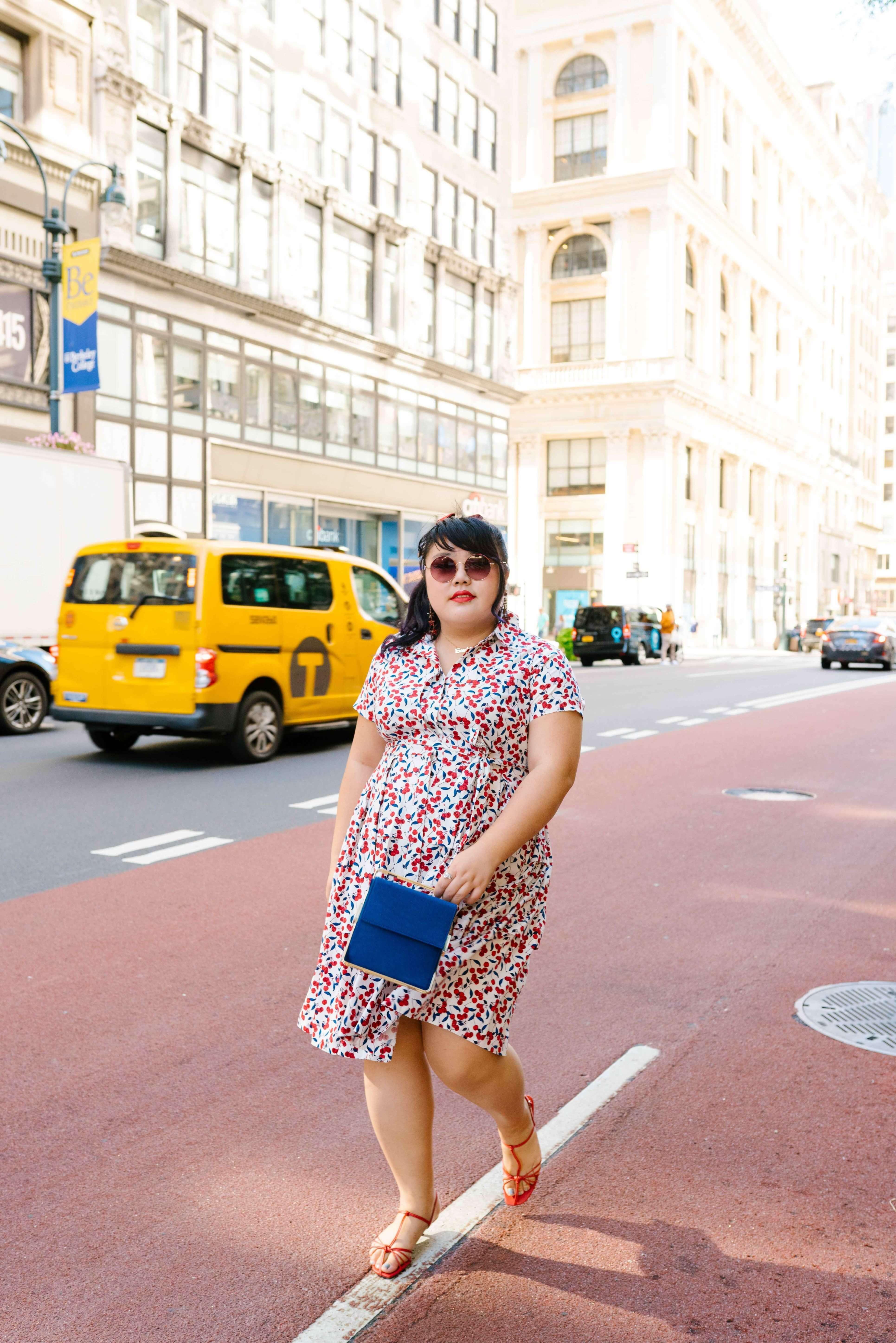 plus size street style scarlett