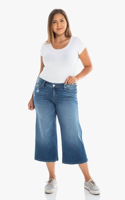 Find great styles to beat the heat this summer for women in sizes 10 and up| Dia & Co