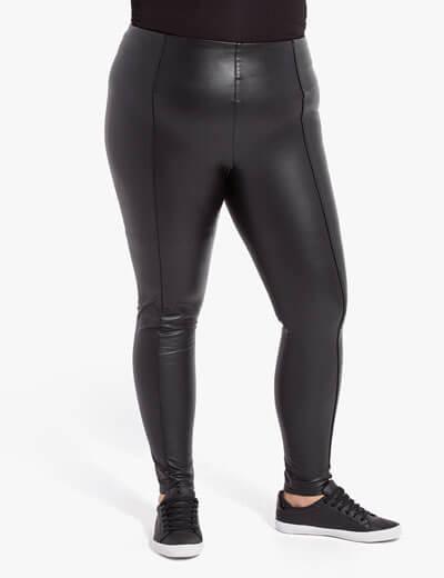 Plus size leggings for sizes 10 - 32| Dia & Co