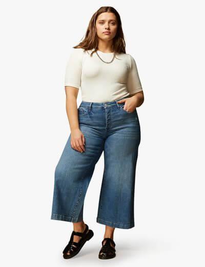 Plus-size bodysuits sizes 10-32| Dia & Co