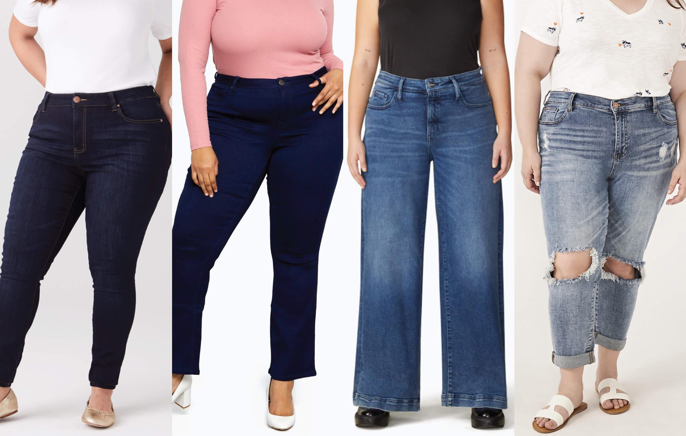 Plus size jeans guide  Dia&Co