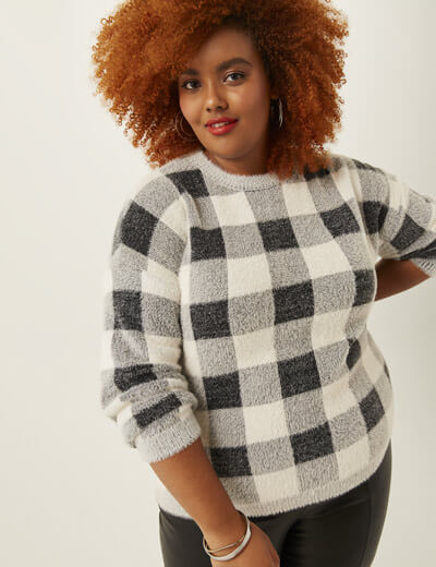 Plus-size fall sweaters for sizes 10-32| Dia & Co
