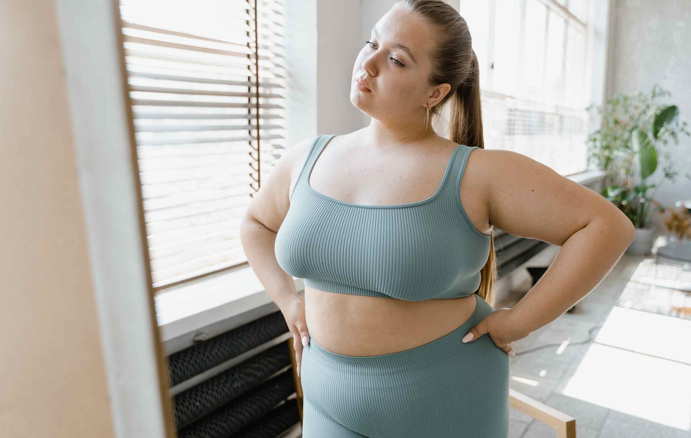 Plus-size women and healthcare.|Dia&Co